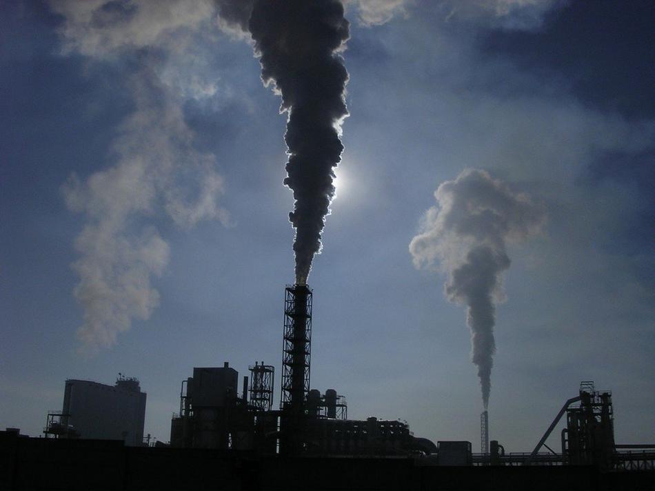 Перерабатываемые отходы от заводов меняют количество радиоактивного углерода